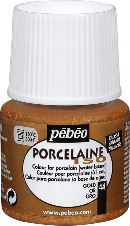 Peinture Porcelaine 150 PÉBÉO Pebeo 663506802444 Couleur Or Photo no. 1