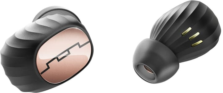 Amps Air True Wireless Bluetooth - Noir / Or rose Casque In-Ear SOL REPUBLIC 785300132147 Photo no. 1