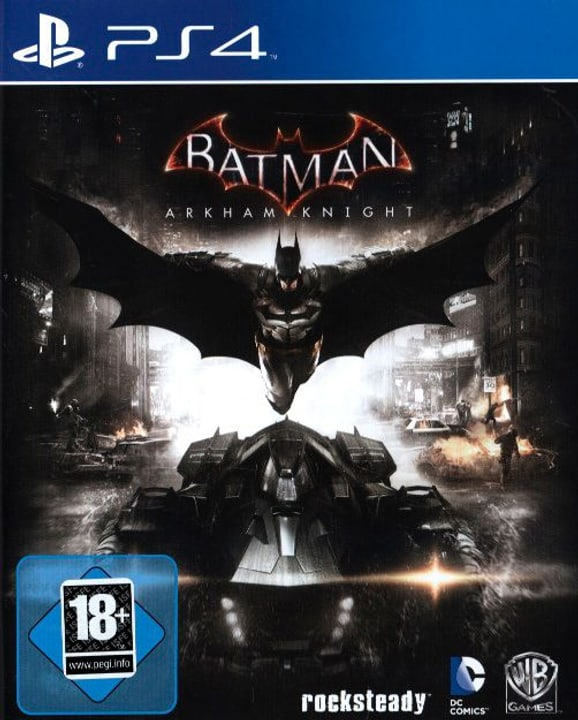 PS4 - Batman Arkham Knight 785300122008 Bild Nr. 1