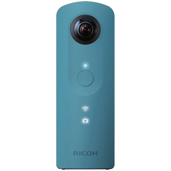 theta SC blau Kompaktkamera Ricoh 785300125651 Bild Nr. 1