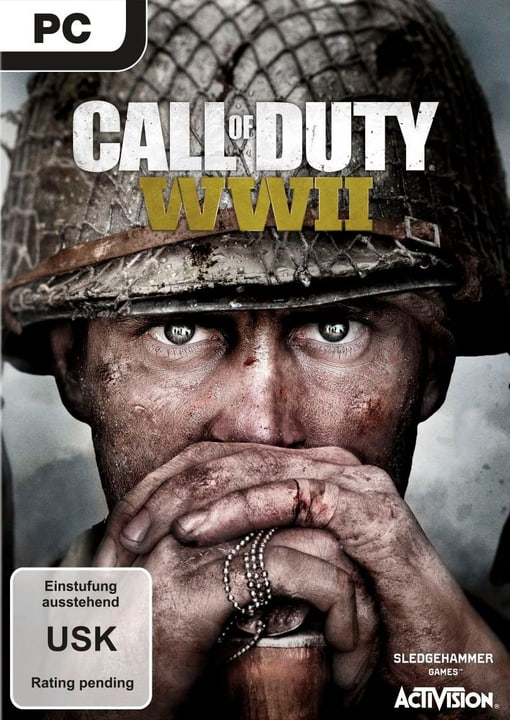 PC - Call of Duty: WWII Box 785300122382 Langue Allemand Plate-forme PC Photo no. 1