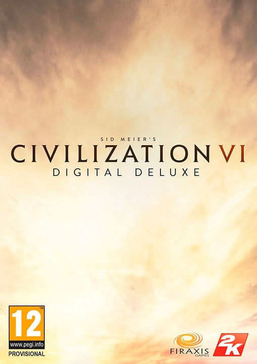 PC - Sid Meier's Civilization VI Digitale (ESD) 785300133559 N. figura 1