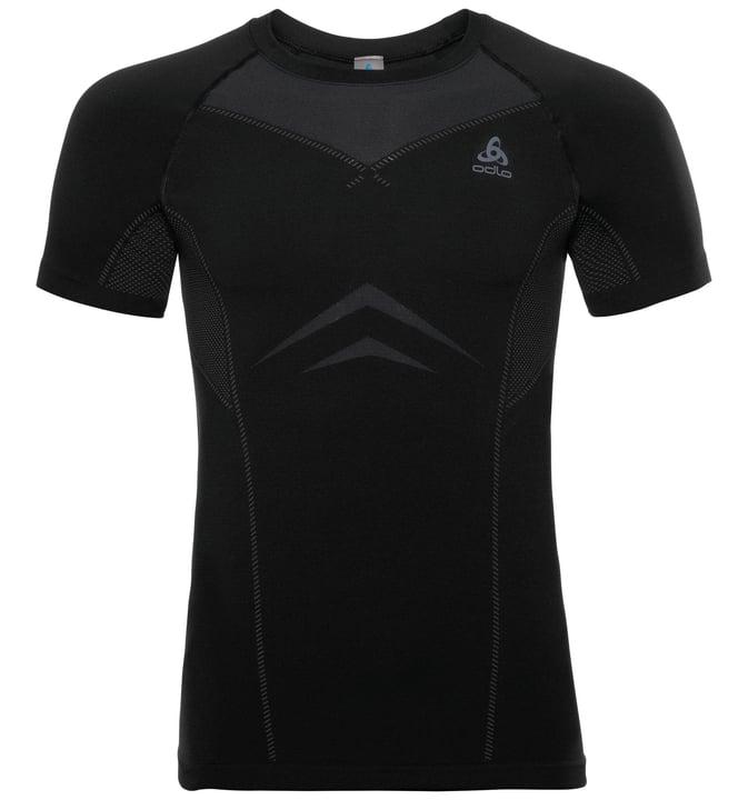 Evolution Light Herren-Kurzarmshirt Odlo 477082000320 Farbe schwarz Grösse S Bild-Nr. 1