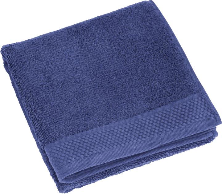 NEVA Linge de bain 450849720643 Couleur Bleu foncé Dimensions L: 100.0 cm x H: 150.0 cm Photo no. 1