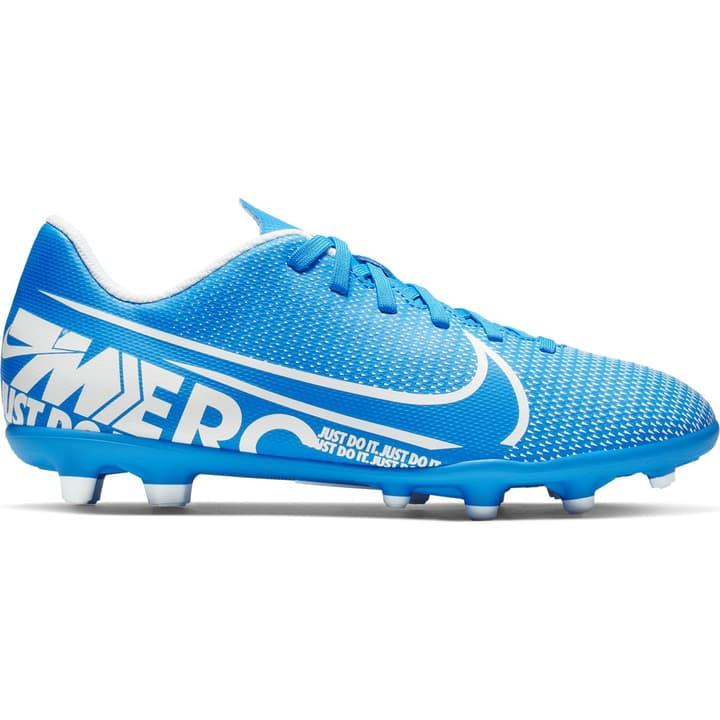 Mercurial Vapor 13 Chaussures de football pour enfant Nike 460687529540 Couleur bleu Taille 29.5 Photo no. 1