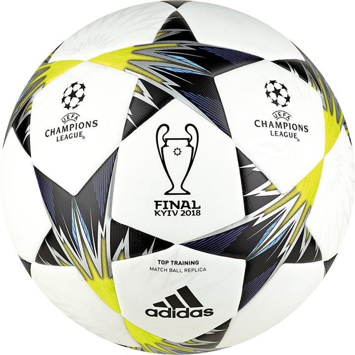 Finale Kiev TT Ballon de football Adidas 461930800510 Couleur blanc Taille 5 Photo no. 1