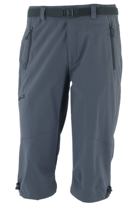 Telfs Pantaloni 3/4 uomo Trevolution 461058204886 Colore antracite Taglie 48 N. figura 1