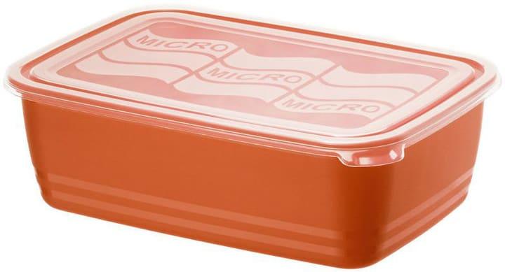Contenant pour micro-onde Eco Papaya 3.7 Litre Accessori per microonda Rotho 785300136118 N. figura 1