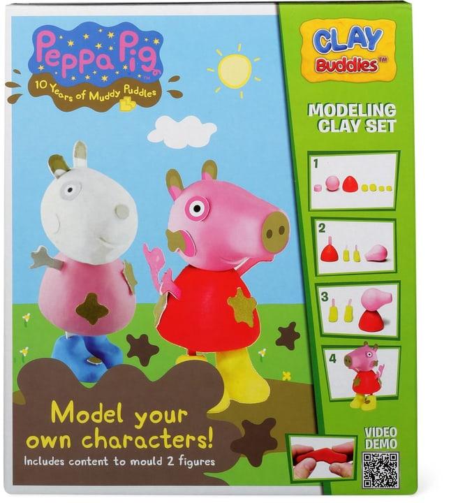 Peppa Pig Clay Buddies Starter Pack 746101500000 N. figura 1