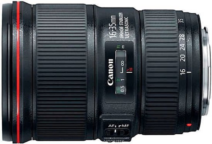 EF 16-35mm 4L IS USM Objectif Objectif Canon 785300126238 Photo no. 1