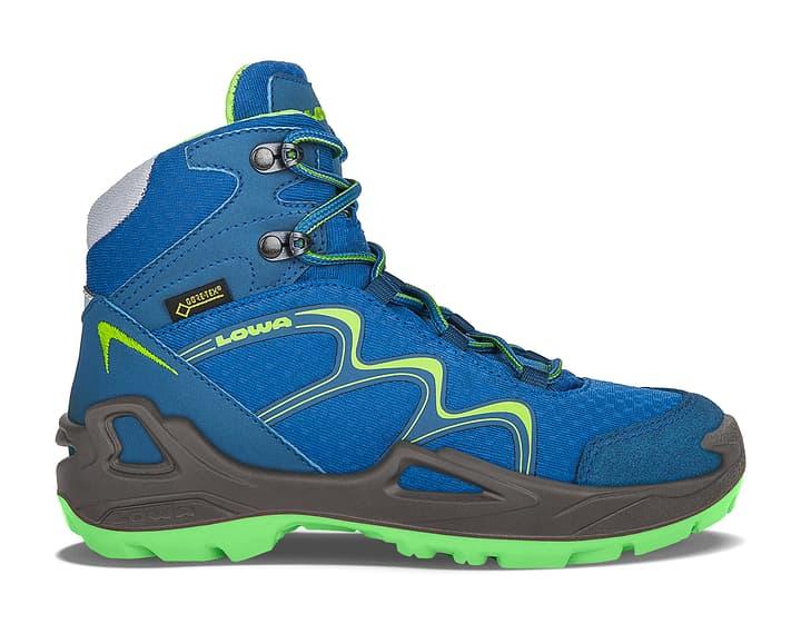 Innox GTX Mid Chaussures de randonnée pour enfant Lowa 465514725040 Couleur bleu Taille 25 Photo no. 1