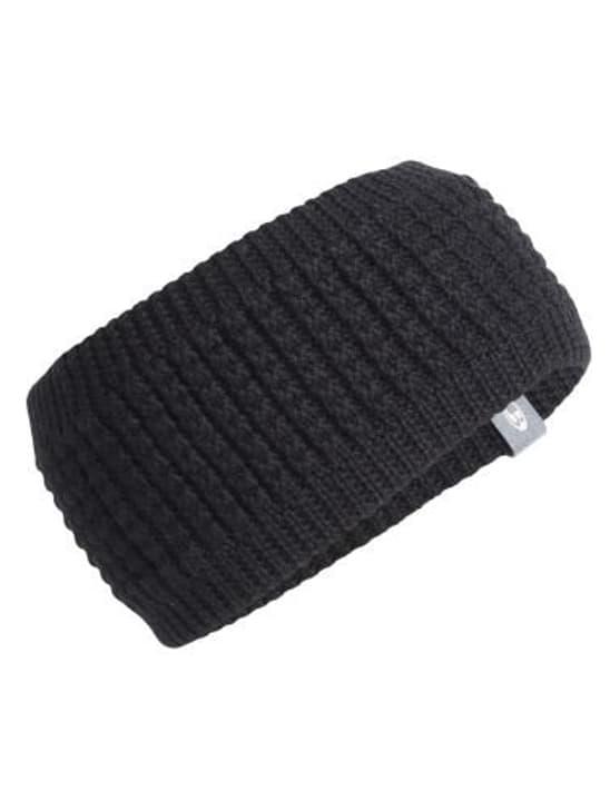 Affinity Headband Unisex-Stirnband Icebreaker 477067199920 Farbe schwarz Grösse one size Bild-Nr. 1
