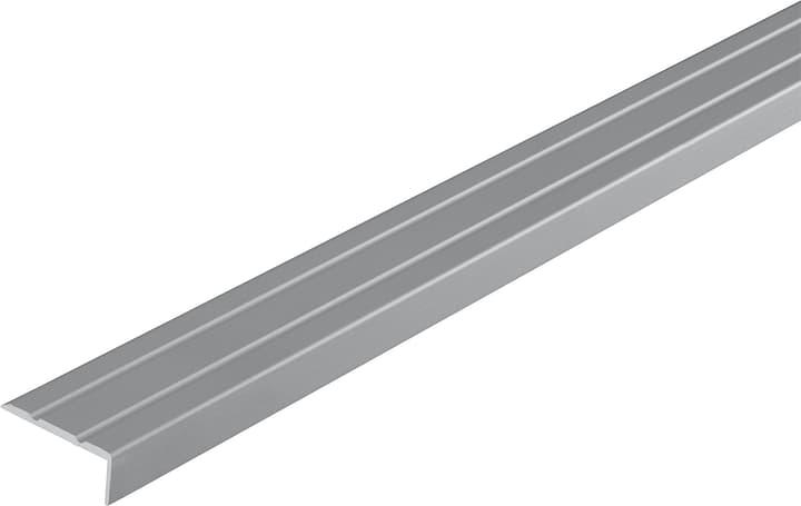 Abschluss-Profil 25 x 8 mm silberfarben 1 m alfer 605117900000 Bild Nr. 1