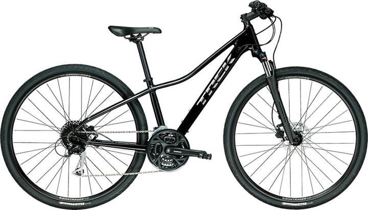 DS 3 Trekkingbike Trek 463347401620 Rahmengrösse 16 Farbe schwarz Bild Nr. 1