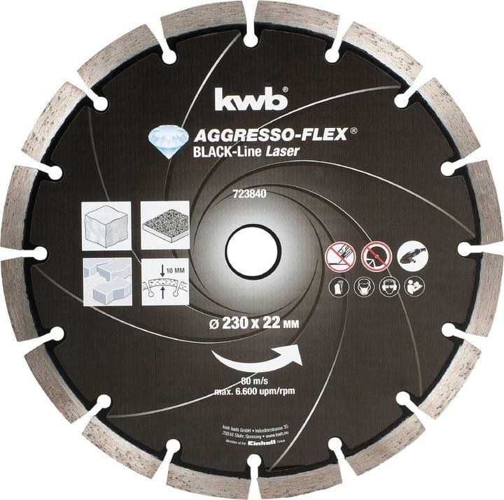 Black-Line DIAMANT Trennscheiben, ø 230 mm kwb 610519400000 Bild Nr. 1