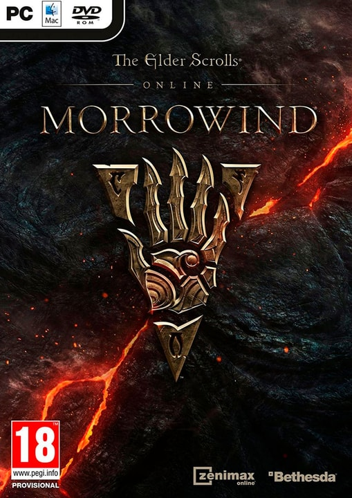 PC/Mac - The Elder Scrolls Online - Morrowind Digital (ESD) 785300133803 Bild Nr. 1
