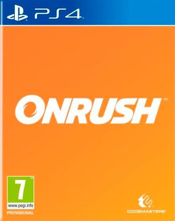 PS4 - Onrush Day One Edition (I) Physisch (Box) 785300132671 Bild Nr. 1