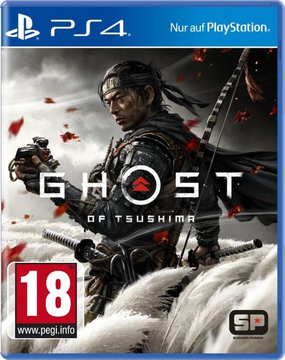 PS4 - Ghost of Tsushima Box 785300151536 Bild Nr. 1