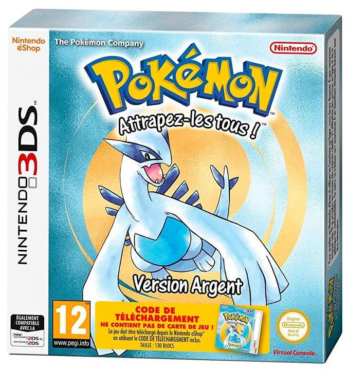 3DS - Pokémon Argent (Code de Téléchargement) 785300129617 N. figura 1