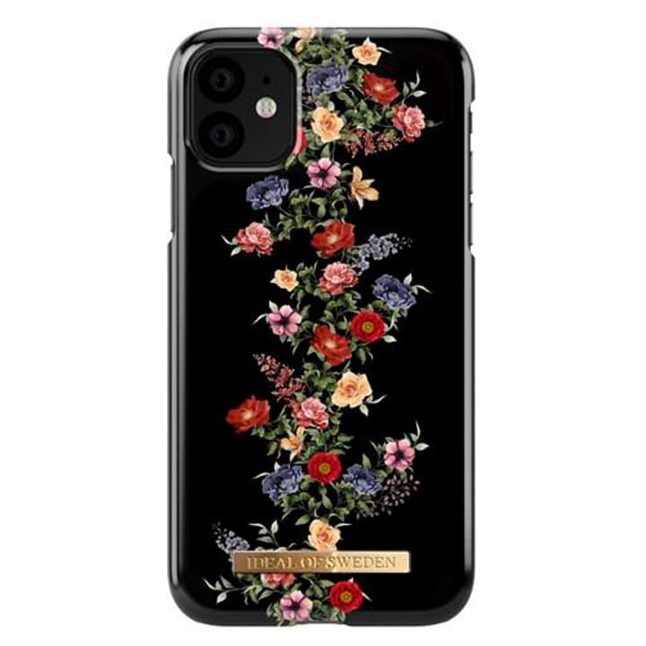 Hard-Cover Dark Floral Coque iDeal of Sweden 785300147878 Photo no. 1