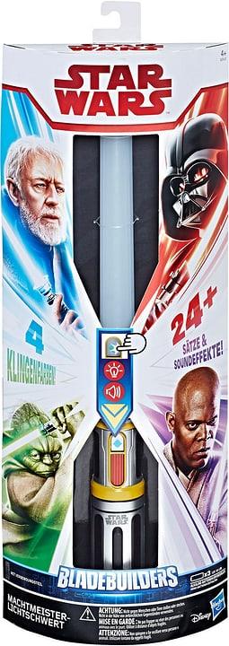 Star Wars Force Master Lichtschwert (D) 747453590000 Photo no. 1
