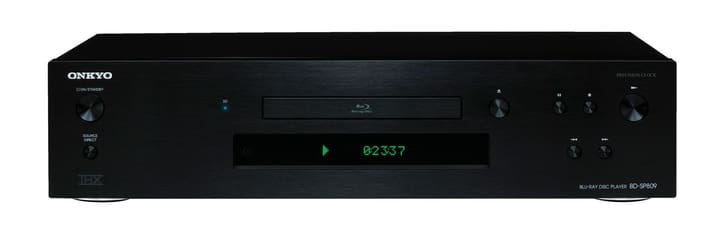 lettore Blu-ray BD-SP809 nero Onkyo 785300127182 N. figura 1