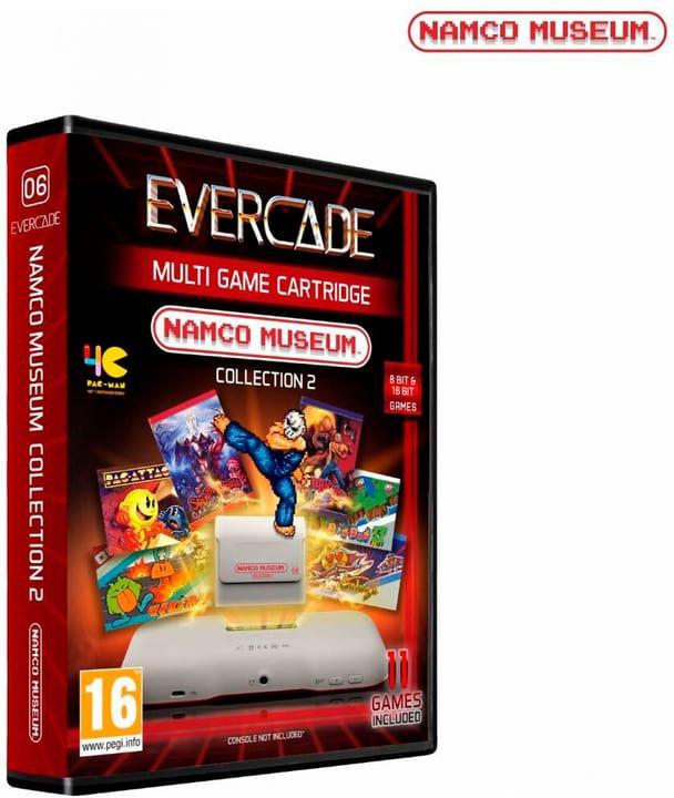 Evercade Namco Collection 2 Box 785300151621 Bild Nr. 1
