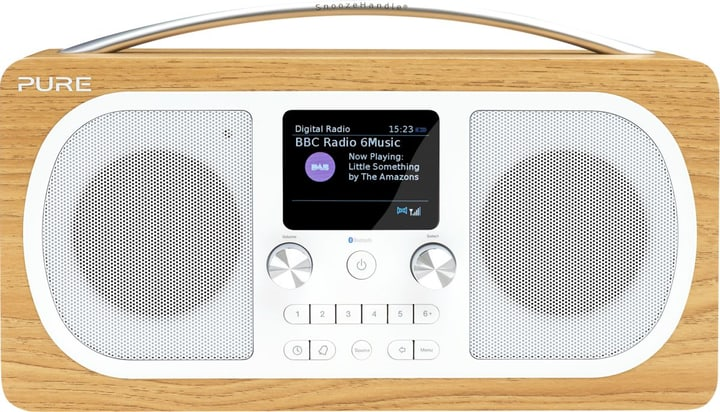 Evoke H6 - Chêne Radio DAB+ Pure 785300135057 Photo no. 1