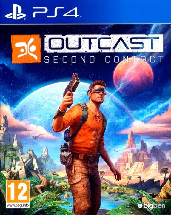 PS4 - Outcast - Second Contact Physique (Box) 785300128652 Photo no. 1
