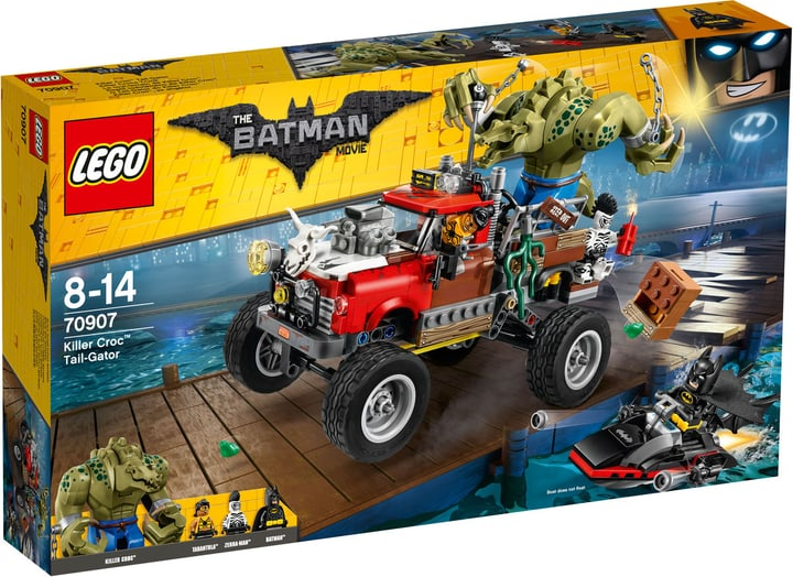 Lego Batman Movie Killer Crocs Truck 70907 748858600000 Bild Nr. 1