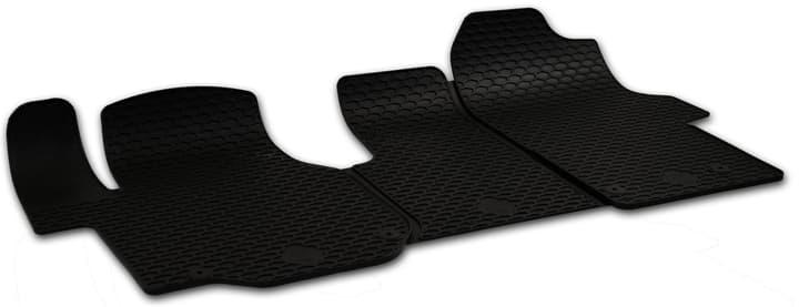 Set de tapis en caoutchouc VW Tapis de voiture WALSER 620594200000 Photo no. 1
