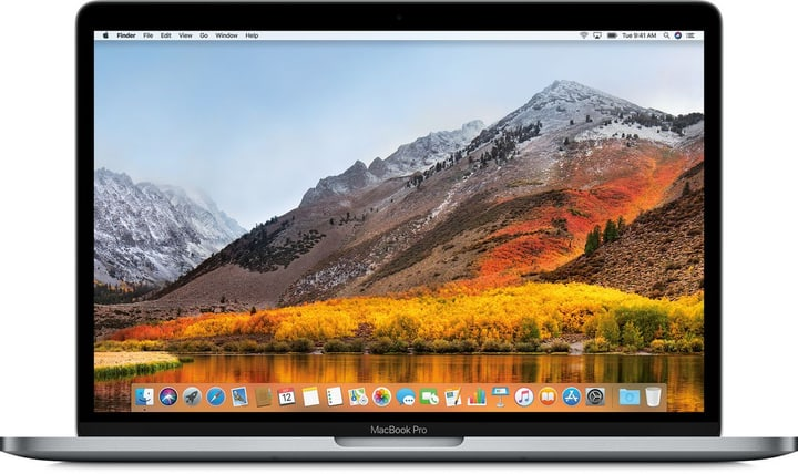 CTO MacBook Pro 13'' 2.3GHz i5 16GB 512GBSSD Space Gray Apple 798423100000 Bild Nr. 1
