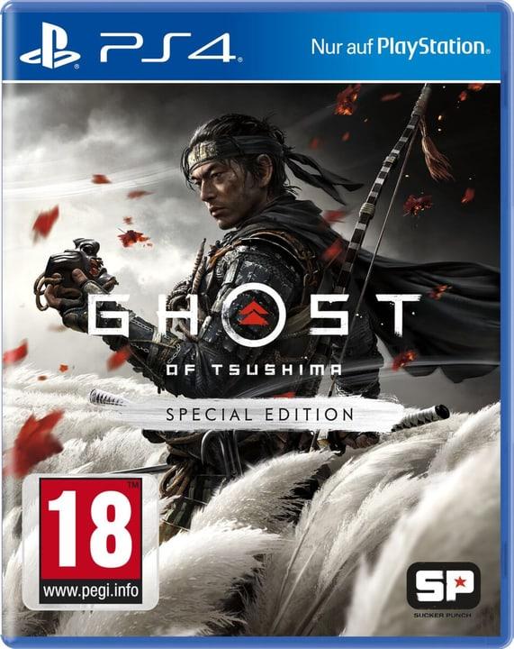 PS4 - Ghost of Tsushima-Special Edition Box 785300151537 Bild Nr. 1