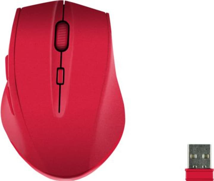 Calado Silent Mouse Mouse Wireless Speedlink 785300136554 N. figura 1