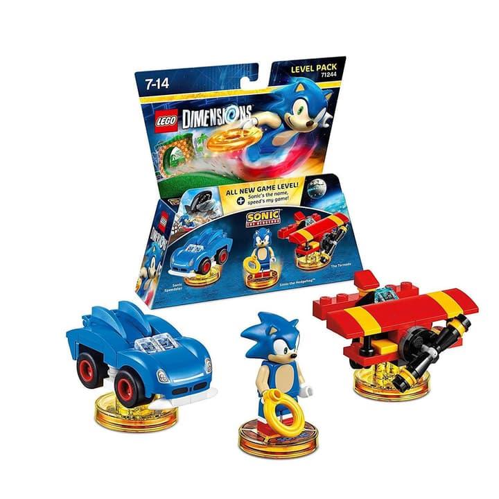 LEGO Dimensions Level Pack Sonic 785300121504 Bild Nr. 1