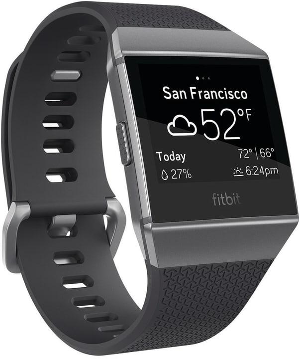 Ionic Charcoal/Smoke Gray Smartwatch Fitbit 798414500000 Bild Nr. 1