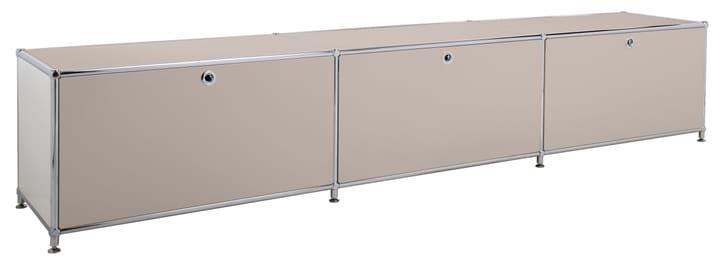 FLEXCUBE Lowboard 401813530188 Grösse B: 227.0 cm x T: 40.0 cm x H: 44.5 cm Farbe Taupe Bild Nr. 1
