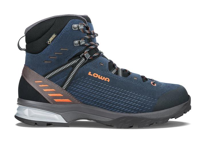 Ledro GTX Mid Wide Chaussures de trekking pour homme Lowa 473301644540 Couleur bleu Taille 44.5 Photo no. 1