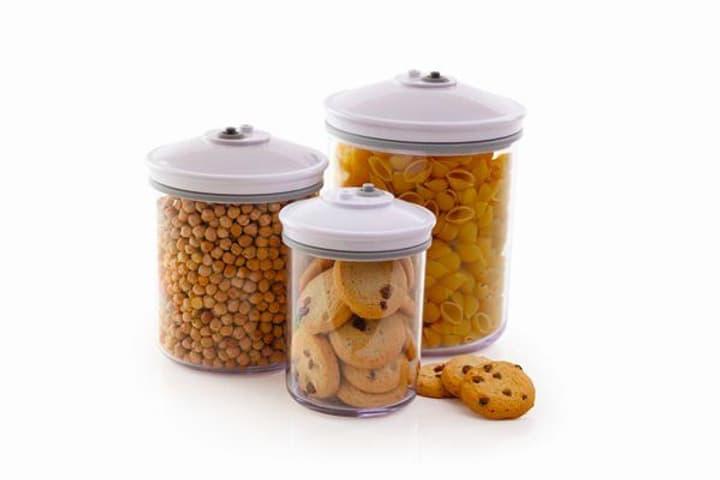 3 Vakuumierbehälter mit Deckel Frischebehälter FoodSaver 785300124158 Bild Nr. 1