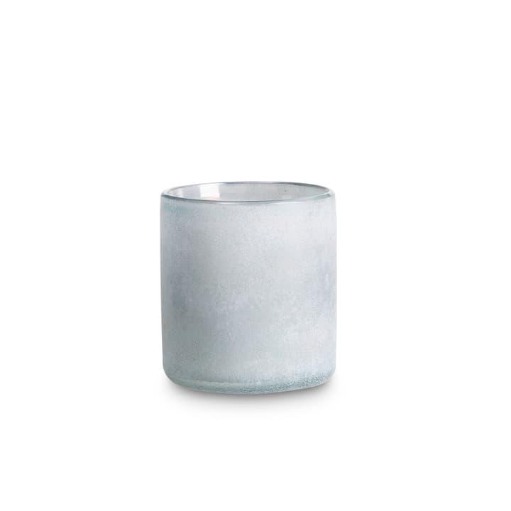 FROSTED Porte-bougies chauffe-plat 396064000000 Dimensions L: 10.0 cm x P: 10.0 cm x H: 11.0 cm Couleur Gris Photo no. 1