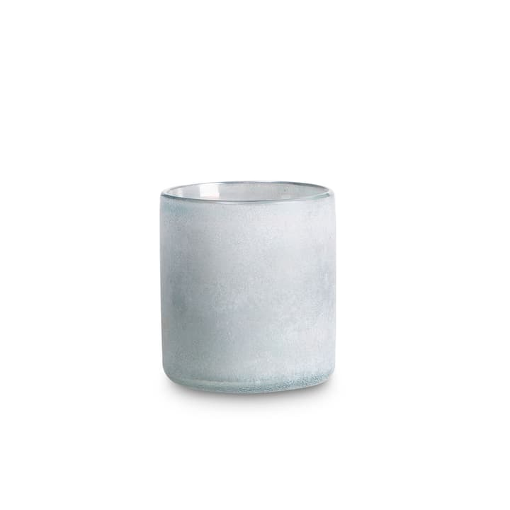 FROSTED Teelichthalter 396064000000 Grösse B: 10.0 cm x T: 10.0 cm x H: 11.0 cm Farbe Grau Bild Nr. 1