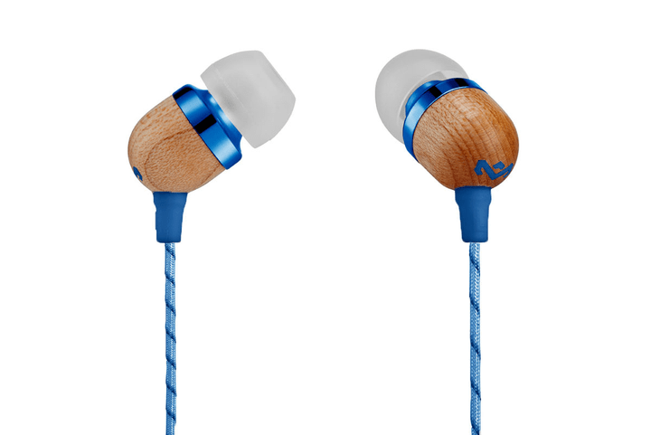 Smile Jamaica - Denim Cuffie In-Ear House of Marley 785300132115 N. figura 1