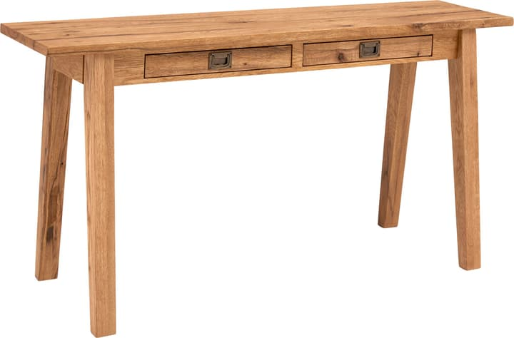 EMILIA Console 401033300000 Dimensions L: 160.0 cm x P: 42.0 cm x H: 80.0 cm Couleur Naturel Photo no. 1