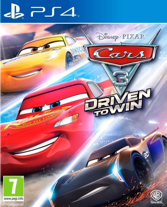 PS4 - Cars 3 Box 785300122365 Photo no. 1
