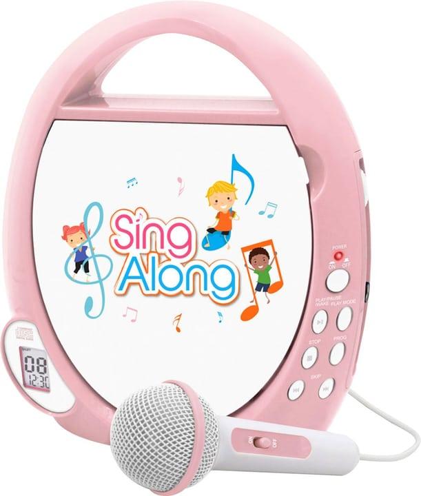 CP 16 - Rose Enfants Radio CD Dual 773116900000 Photo no. 1