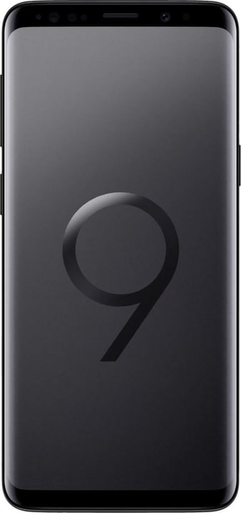 Samsung Galaxy S9 Midnight Black Smartphone