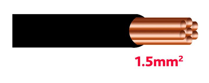 Autolichtkabel 1.5 mm 10 m Fahrzeugkabel Miocar 620410900000 Bild Nr. 1