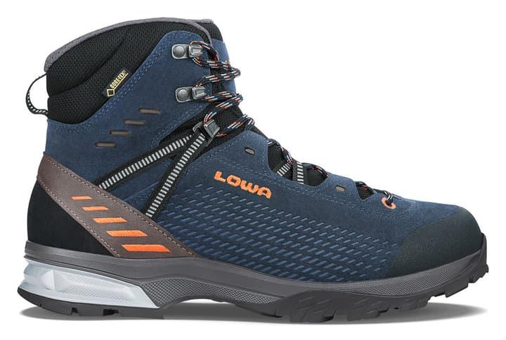 Ledro Mid GTX Chaussures de trekking pour homme Lowa 499690939540 Couleur bleu Taille 39.5 Photo no. 1