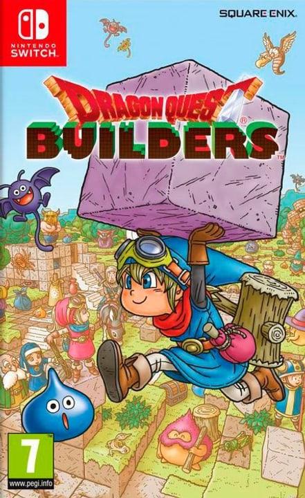 NSW - Dragon Quest Builders (I) Box 785300131915 Bild Nr. 1