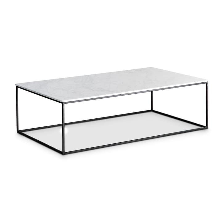 COFFEE table club 362221700000 Couleur Blanc divers motifs Dimensions L: 120.0 cm x P: 70.0 cm x H: 36.0 cm Photo no. 1